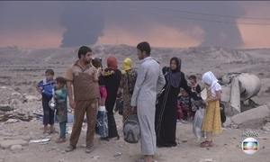 Ofensiva contra o Estado Islâmico avança pelo Iraque
