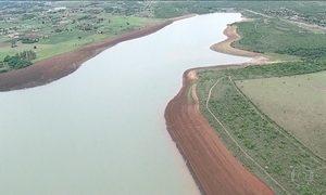 Estiagem deixa reservatórios de água do DF em situação grave