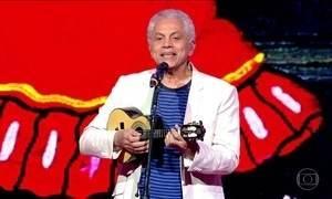 Paulinho da Viola vai comemorar cem anos do samba no palco do Fantástico