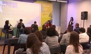 Evento reúne jovens com interesse na nova economia