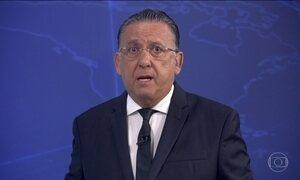 Galvão Bueno comenta a tragédia com o time da Chapecoense