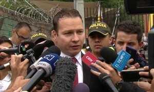 Instituto Médico Legal da Colômbia termina a identificação das vítimas