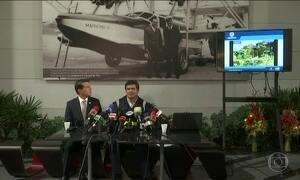 Avião não tinha combustível na hora da queda, diz coronel