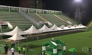 Arena Condá recebe velório coletivo no sábado (3)