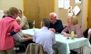 Série mostra como vivem os idosos no Reino Unido