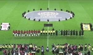 Clubes do mundo todo homenagearam a Chapecoense