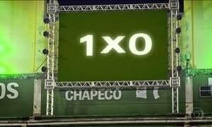 Fantástico cria jogo imaginário da Chape na final da Copa Sul-Americana