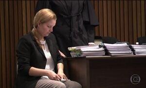 Elize Matsunaga é condenada a quase 20 anos de prisão, em SP