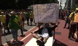 País tem domingo de manifestações contra corrupção e pela Lava Jato