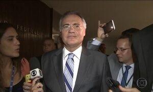 Renan é mantido à frente do Senado pelo STF, mas não pode presidir país