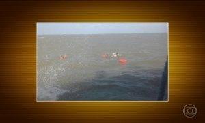 Equipes buscam 10 desaparecidos em naufrágio com morte no Pará