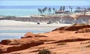 'Partiu Férias' mostra aventura em paraíso no litoral do Ceará
