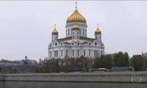 EUA prometem novas sanções contra a Rússia