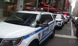 Chefe de polícia de NY garante que virada em Times Square será segura