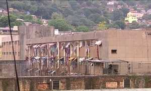 Sistema penitenciário do Brasil é caótico, aponta levantamento do MP
