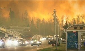 Mudanças climáticas influenciaram as queimadas?