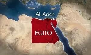 Caminhão é usado novamente para atentado terrorista, desta vez no Egito