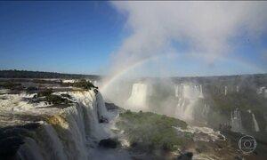 'Partiu Férias' mostra passeio radical nas Cataratas do Iguaçu