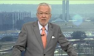 Alexandre Garcia comenta problema dos presos à espera de julgamento