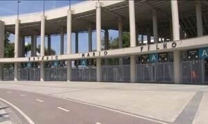 Principal estádio do Brasil, Maracanã está abandonado e é alvo de furtos