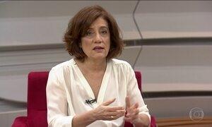 Miriam Leitão comenta queda de 0,75% na taxa básica de juros