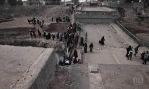 Iraque luta para libertar população de Mossul do Estado Islâmico