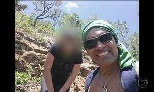 Artista plástico tenta selfie no alto da montanha e cai de altura de 70 metros