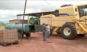 Alta no preço do diesel aumenta o custo no campo