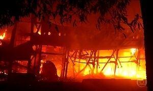 Onda de violência no Rio Grande do Norte chega às ruas