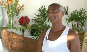 Romário conta como emagreceu após especulações sobre sua saúde