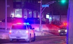 Homens armados invadem mesquita e matam seis no Canadá