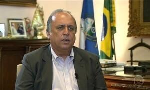 Relatório da PF traz indícios de que Pezão recebeu propina de Cabral
