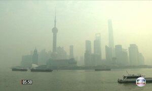 Poluição causou a morte de 4 milhões de pessoas no mundo em 2015