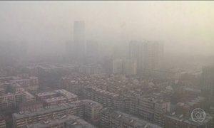 Poluição do ar matou mais de quatro milhões de pessoas em 2015