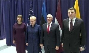 'Compromisso dos EUA com a Otan é inabalável', diz vice de Trump