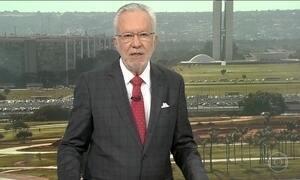 Alexandre Garcia comenta ataques de criminosos a ônibus no DF