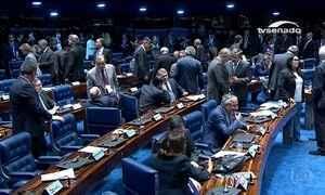 Senado aprova em nova fase programa de repatriação de dinheiro