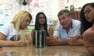 Satélite feito por adolescentes brasileiros está em órbita no espaço
