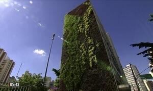 Projetos buscam dificultar a formação de ilhas de calor nas grandes cidades