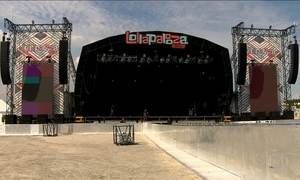 Autódromo de Interlagos está pronto para Lollapalooza 2017