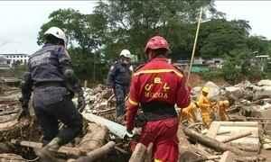 Chega a 248 o número de mortos em deslizamentos de terra na Colômbia