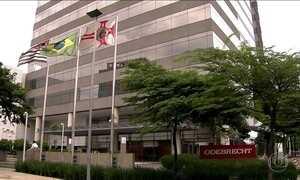 Departamento de propina da Odebrecht liberou mais de US$ 3 bi