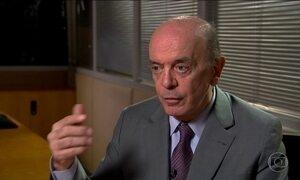 Delatores relacionam obras a pagamentos para campanhas de Serra