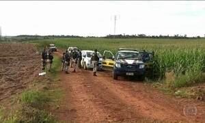Doze suspeitos de participar de roubo de US$ 40 mi no Paraguai são presos