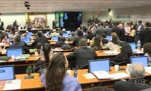 Câmara Federal se prepara para votar a reforma trabalhista