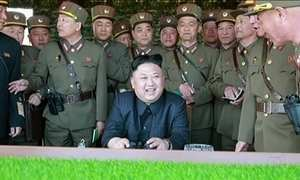 EUA e Coreia do Sul fazem exercícios militares juntos