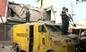 Fantástico mostra áudios inéditos da perseguição a assaltantes no Paraguai