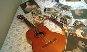 Recordações de Belchior têm música que ele compôs, mas nunca gravou