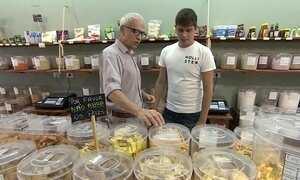 Especialista dá dicas de como investir em loja de produtos naturais