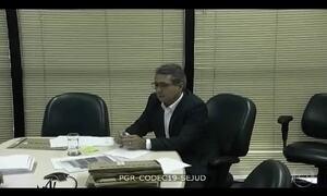 Pimentel teria recebido 'mensalinho', segundo executivo da J&F